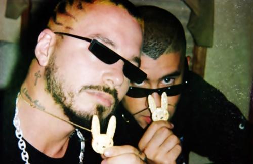J Balvin & Bad Bunny & Marciano Cantero - Un Peso