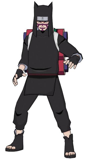Naruto Karakter - Kumpulan Foto Kankuro dan Fakta Kankuro