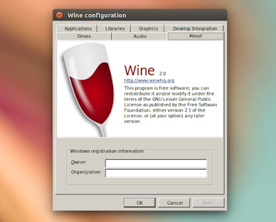 Wine 2.0 stable Ubuntu