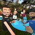 Facebook Spaces, Menjelajahi dunia Virtual-Reality bersama teman!
