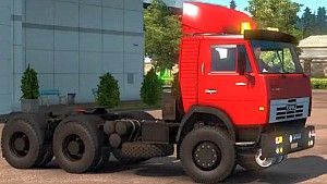 Kamaz 5410-53212 truck mod