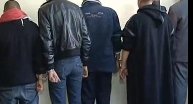 توقيف عصابة خطيرة سرقت شاحنة قادمة من أكادير محملة بعلب السمك
