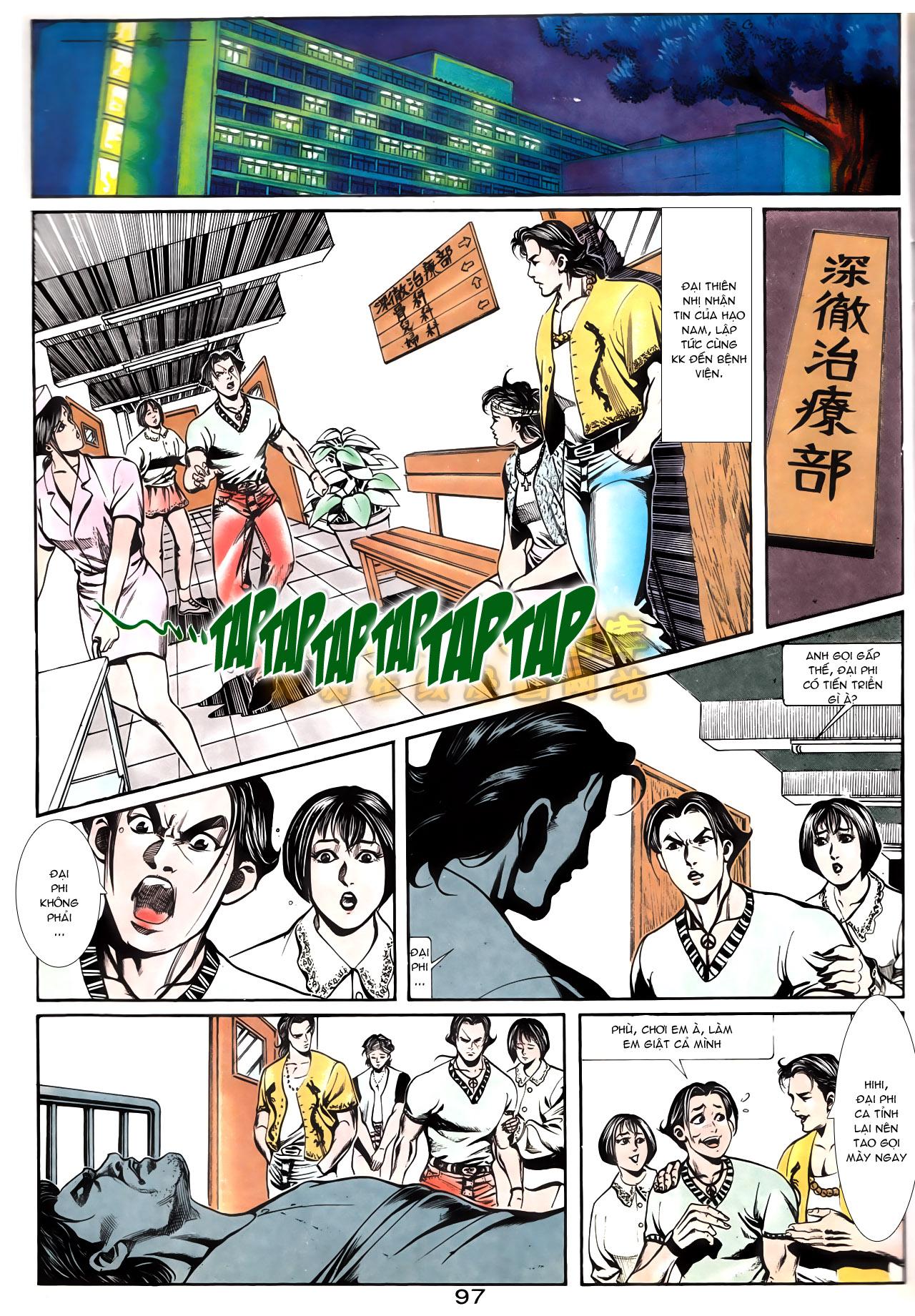 Người Trong Giang Hồ chapter 162: cưa đại tẩu trang 21