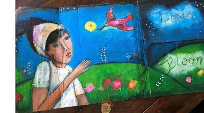 Recycled Mailer Sharon Harkness-Dobler OOAK Artisans 4