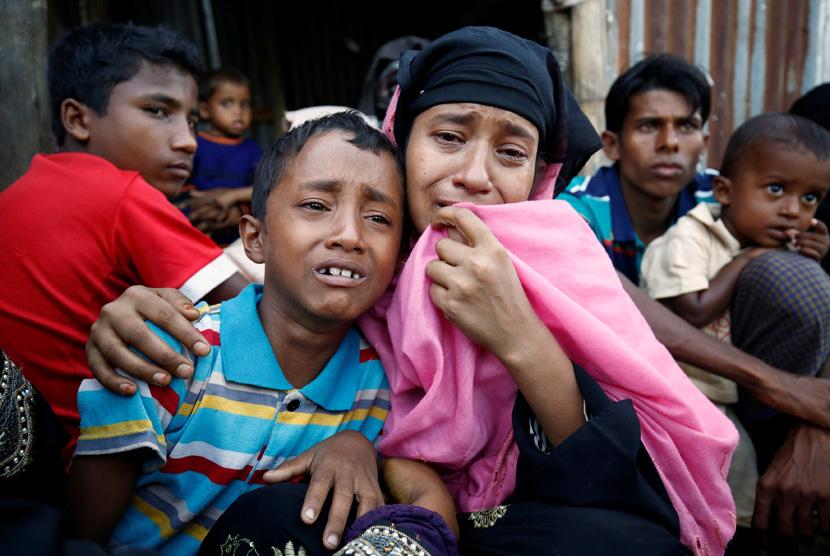 puisi idul adha muslim rohingya
