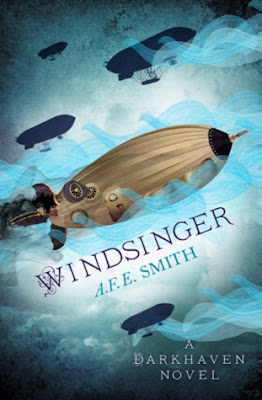 Windsinger by A.F.E. Smith