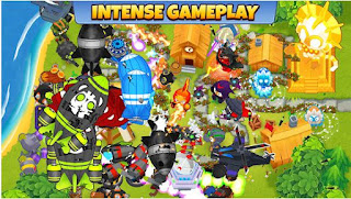 Bloons TD 6 Mod Apk Unlimited Money, Powers, Unlocked All + Data for Android