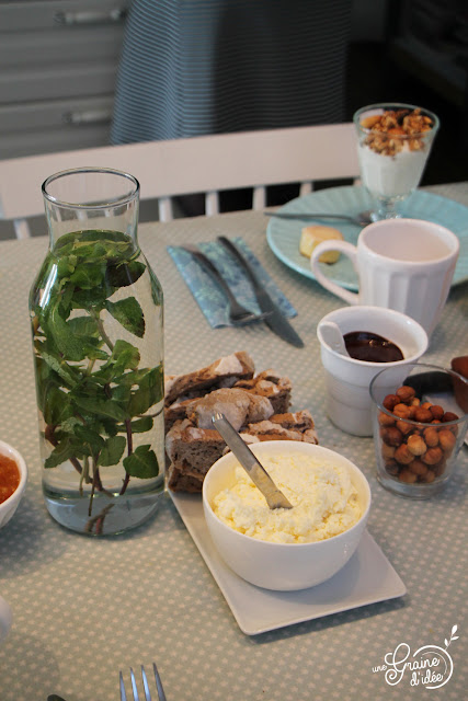 Brunch Nantes Loïc & Constantino Appartement Gourmand