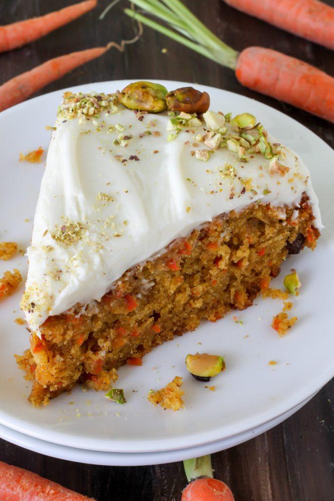 The Best Pumpkin Carrot Cake