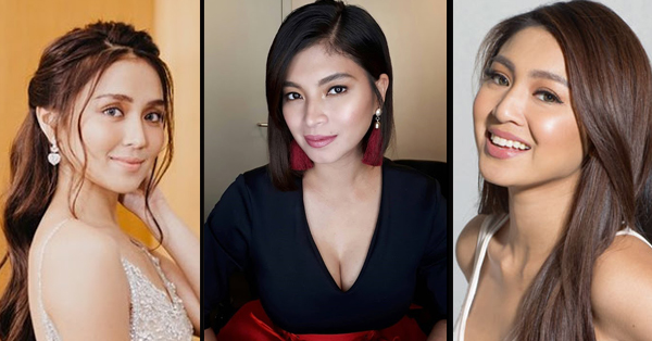 Angel Locsin Placed First On The Opinionist's List Of The Most Beautiful Celebrities Of 2018