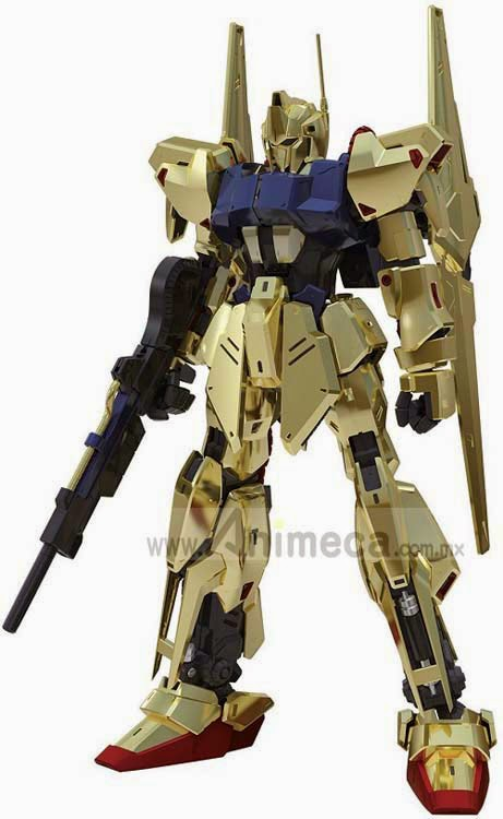 HYAKU SHIKI MSN-00100 Ver.2.0 MASTER GRADE (MG) 1/100 MODEL KIT Mobile Suit Zeta Gundam