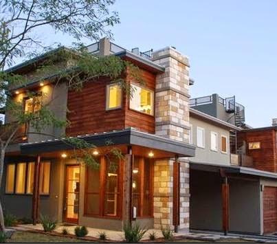 Fachadas De Casas Diseño Fachadas De Casas