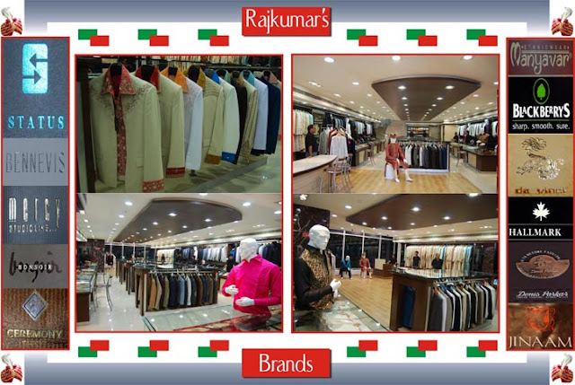 Rajkumar Apparels - Garments Shop in Agra