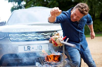 Jaguar Land Rover y Jamie Oliver