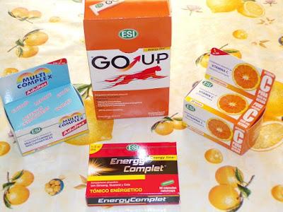 Productos energízantes de Trepat Diet