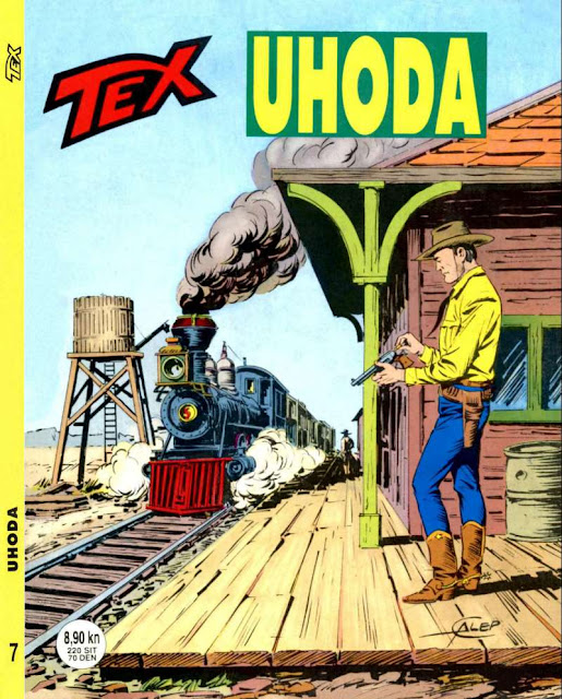 Uhoda - SD - Tex Willer