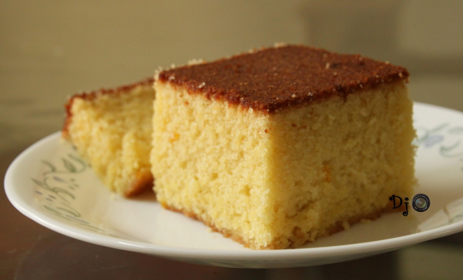 How To Make Vanilla Cake Without Egg And Oven