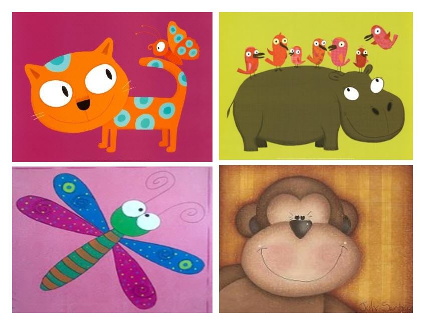 Dibujos Para Decorar Carpetas Infantiles