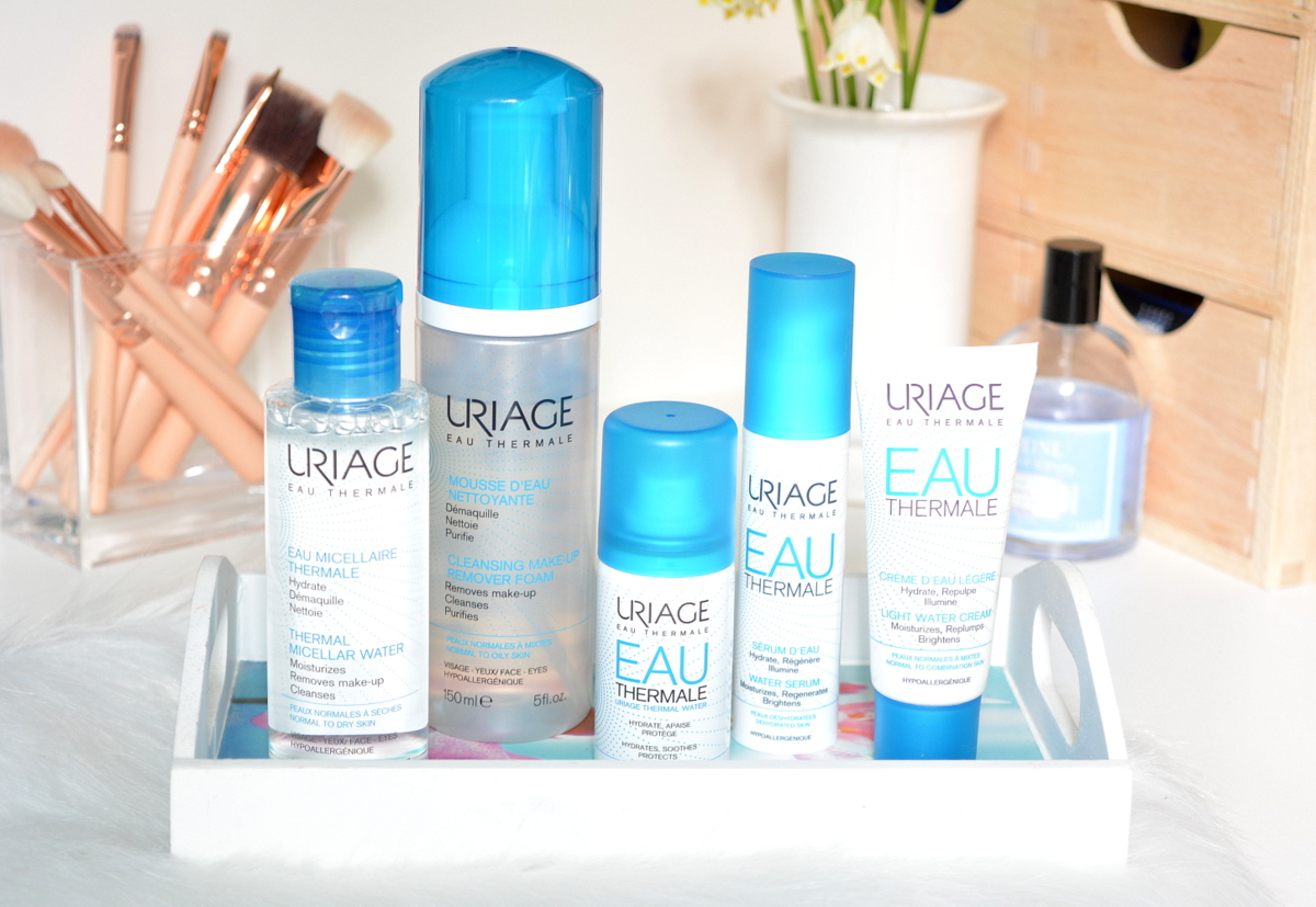 Uriage Eau Thermale line