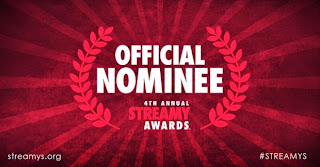Streamy Award Nomination