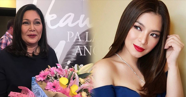 Maricel Soriano Expressed Her Excitement To Work With Angel Locsin