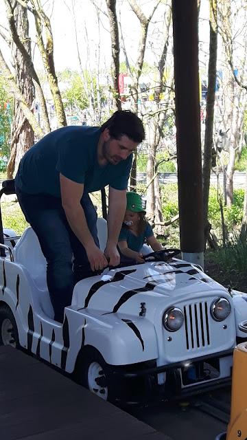 Legoland - Safaritour für die ganze Familie