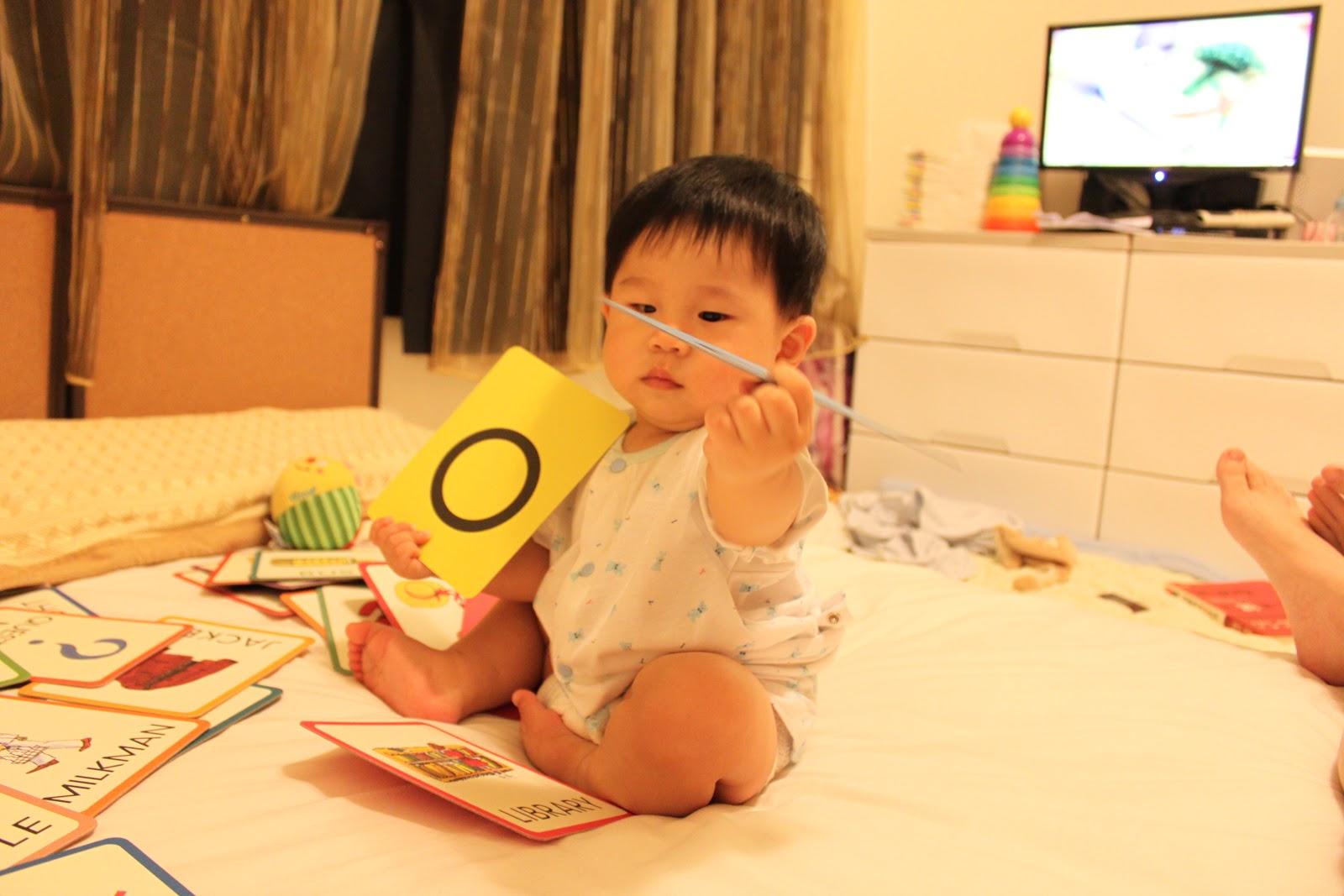 我的懷孕與育兒日記: 10m-11m的寶寶