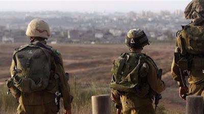 انتحار جندي إسرائيلي على حدود غزة