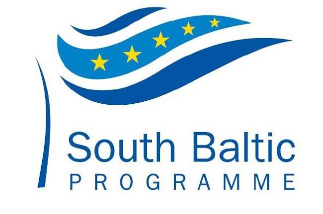 Logo programu Interreg Południowy Bałtyk
