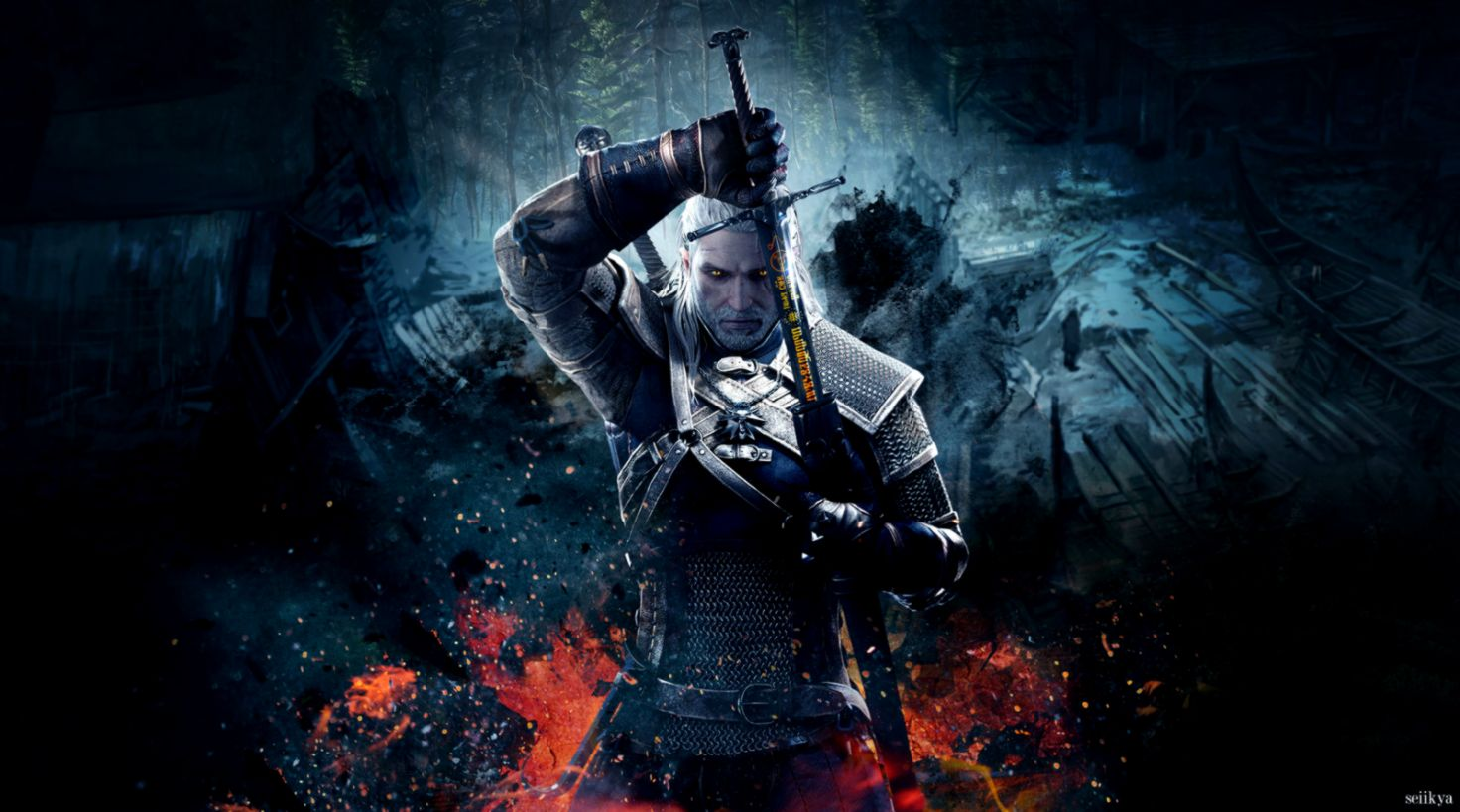 The Witcher 3 Wild Hunt Wallpaper Hd Wallpapers Pc