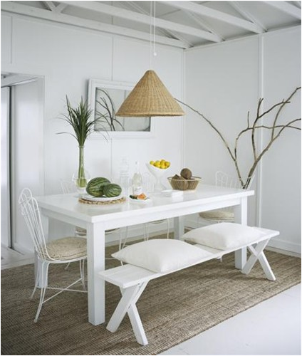 Key Interiors By Shinay: Cottage Dining Room Design Ideas