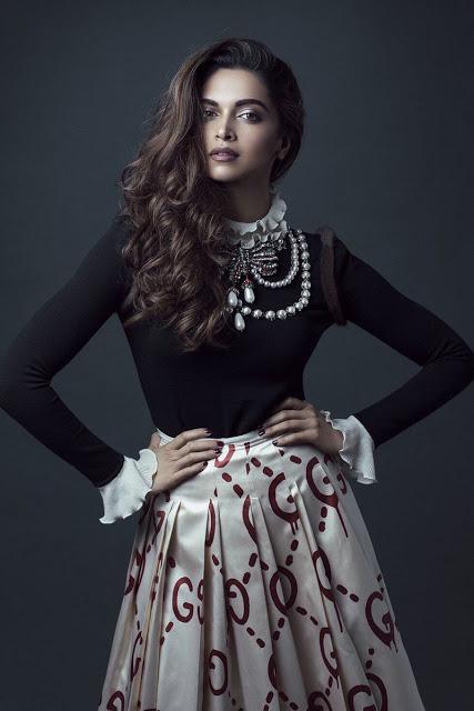 Deepika Padukone Spicy Hot Photoshoot for Femina Magazine August 2017