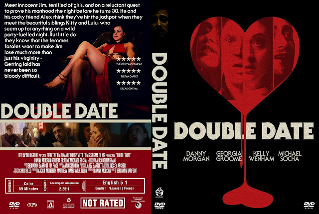Double Date DVD Cover