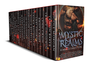 Win a $50 gift card with #MysticRealms and @oddlynn3 #PNR #Fantasy #Romance