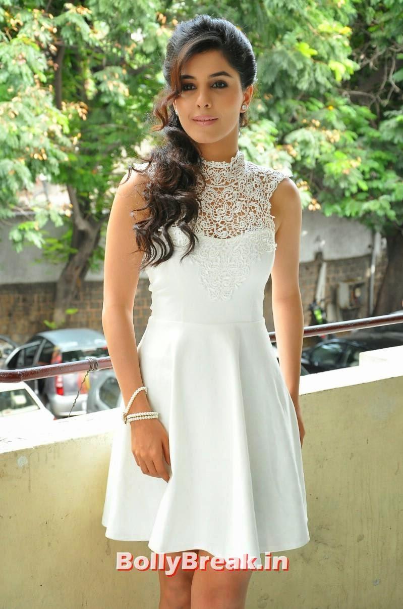 5, Isha Talwar Latest Photoshoot Pics in White Dress