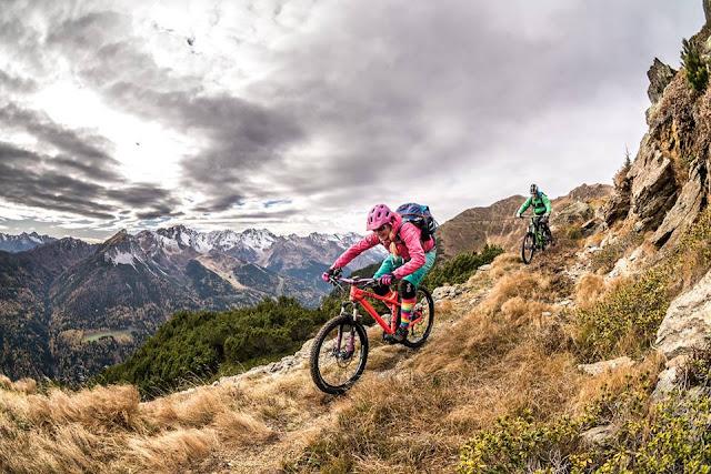 Mountainbiketouren Südtirol