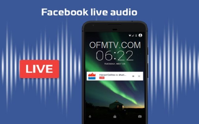 Facebook Live Audio for Podcasters and Online Radio Broadcasters