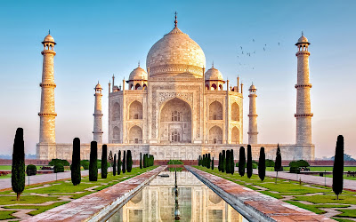 Taj Mahal To Be Shifted To New Place