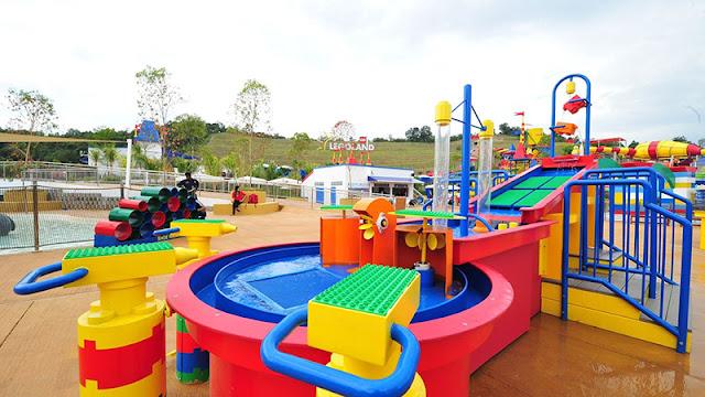 IMAGINATION no Parque da Lego na Alemanha
