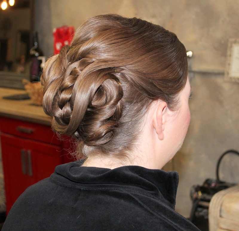 Little Lovables Prom And Bridal Hair By Me And My