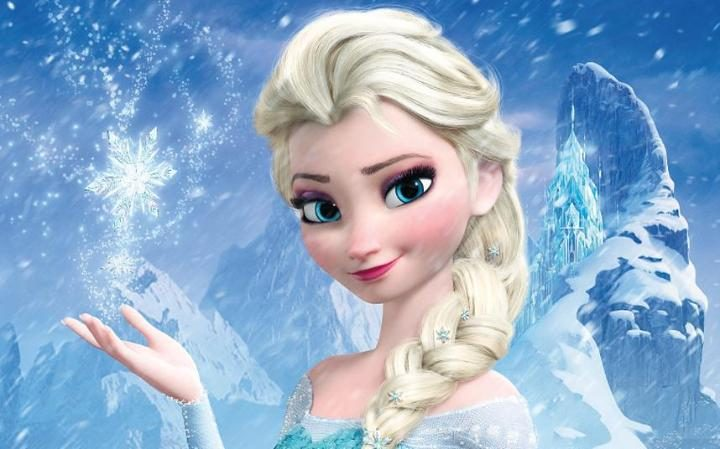 Frozen II animatedfilmreviews.filminspector.com Elsa