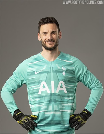 free shipping 4a84c 785a3 Tottenham Hotspur 19-20 Goalkeeper Kit Released - Footy ...