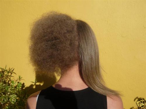 Brazilian Keratin Treatment Natural Afro Hair