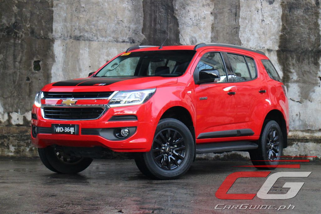 Review 2017 Chevrolet Trailblazer 4wd Z71