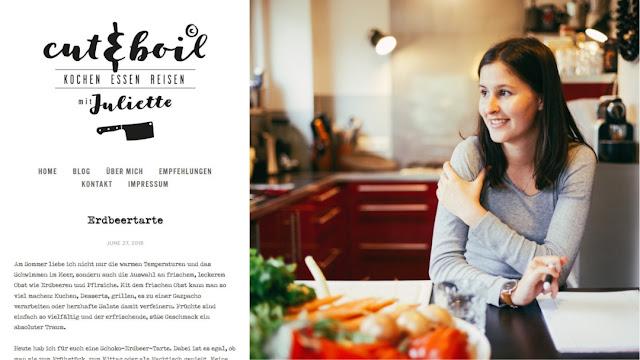 Juliette Leibrock Foodblog cut & boil