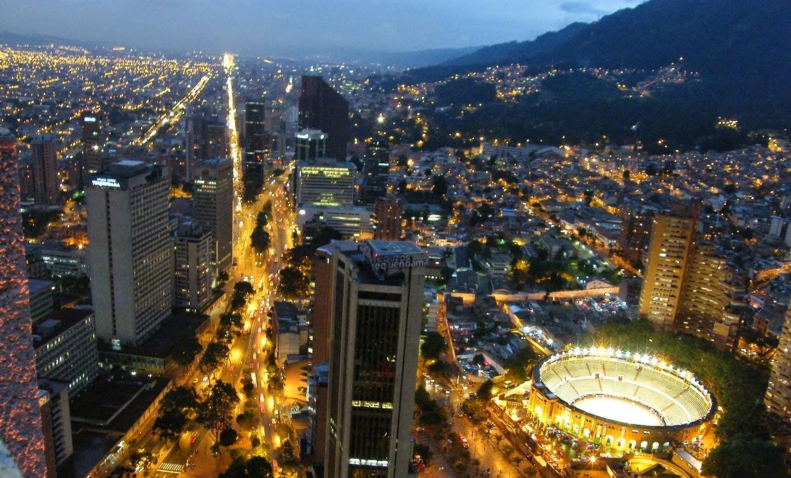 Bogotá   Capital da Colômbia