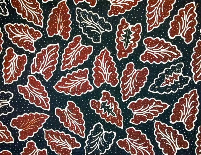 Batik Semarang Serial Motif Batik Modern Nusantara Batik Banten