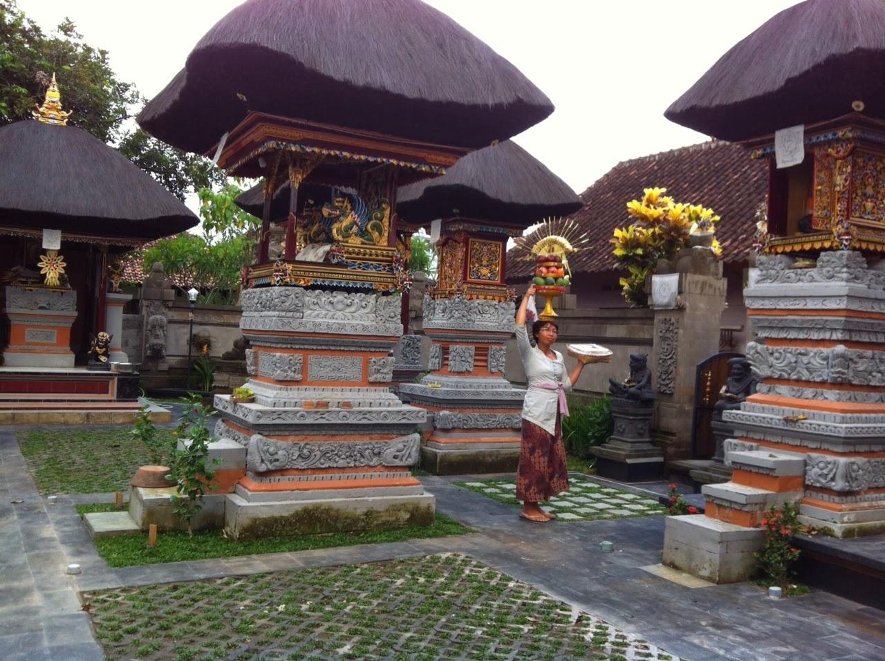 sanggah/pamerajaan Bali