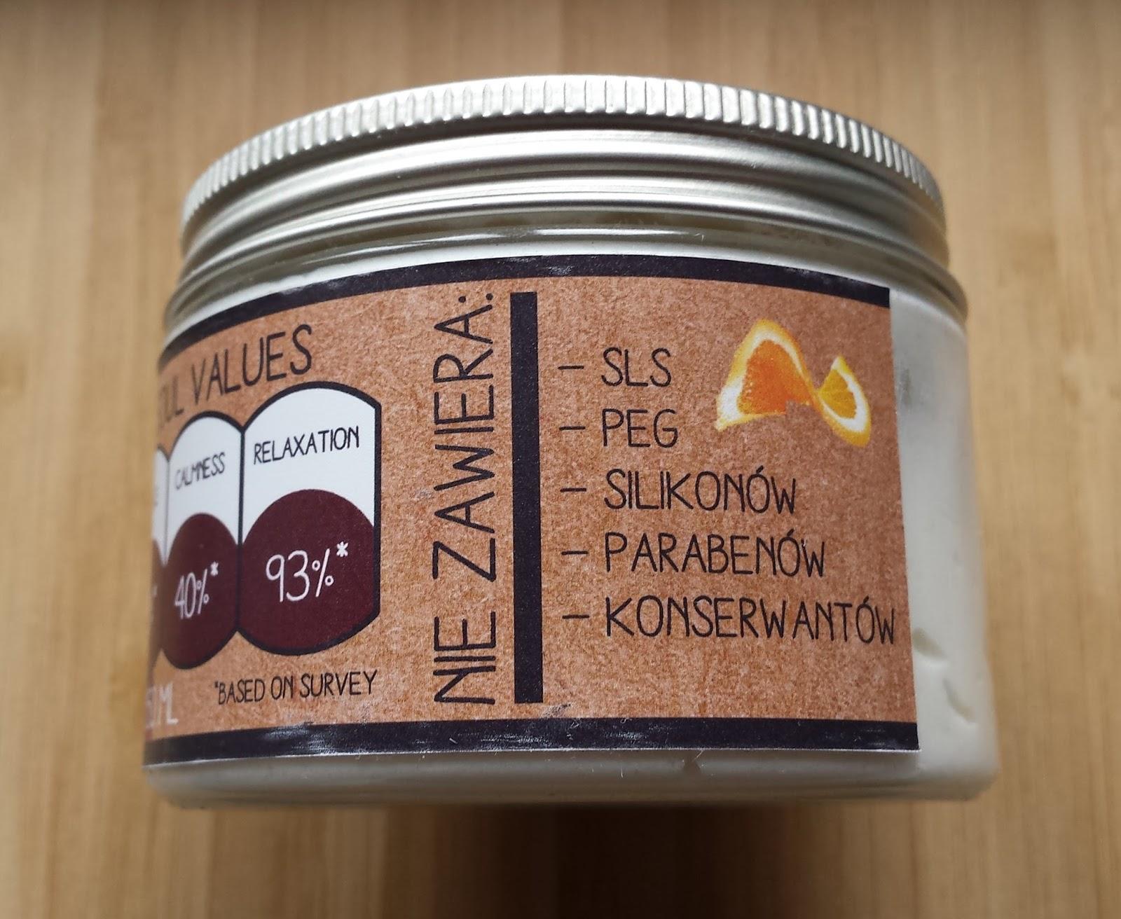 mus do ciała Biolove brownie z pomarańczą, drogeria Kontigo, polski kosmetyki, opinie o Biolove