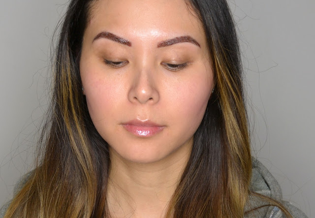 Eyebrow Microblading Review